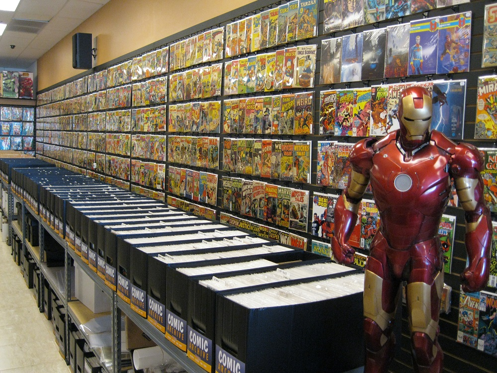 Coliseum of Comics Millenia