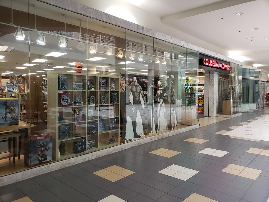 Fashion Square Mall >> Fashion Square Mall Coliseum Of Comics