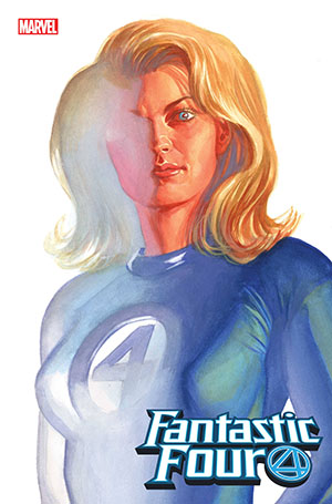 Fantastic Four #24 - The Invisible Woman (9/30, $3.99)