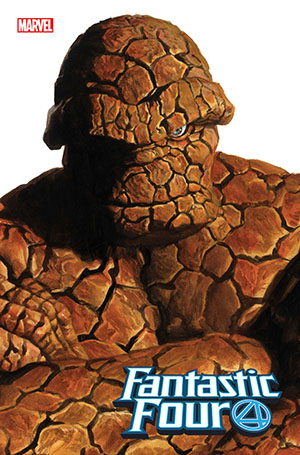 Fantastic Four #24 - The Thing (9/30, $3.99)