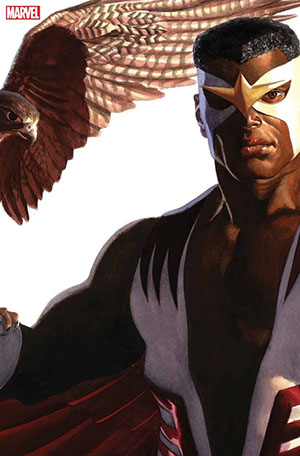 Captain America #24 - Falcon (10/14, $3.99)
