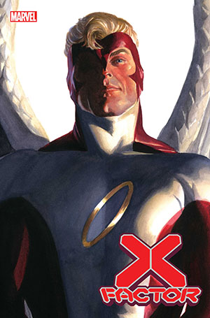 X-Factor #4 - Angel (9/30, $4.99)