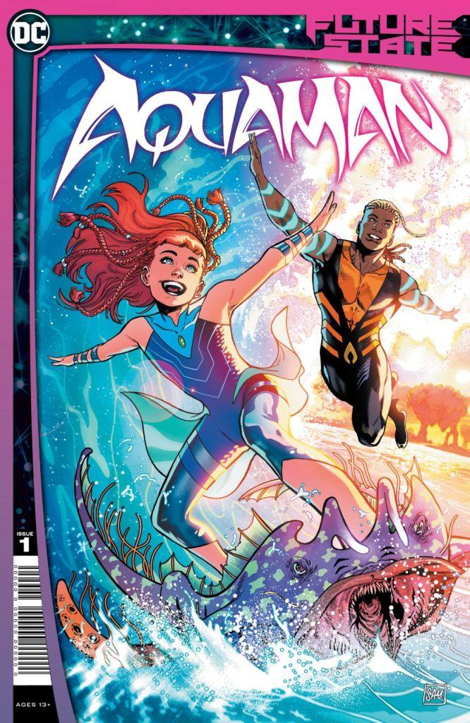 Future State: Aquaman #1 (of 2) (Jan. 27, $3.99)