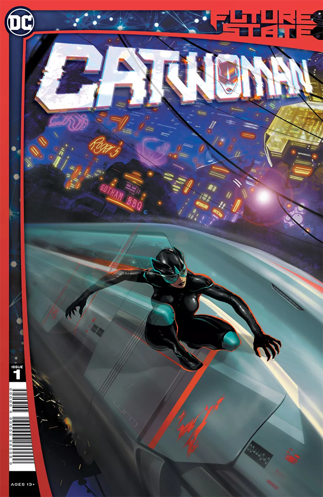 Future State: Catwoman #1 (of 2) (Jan. 20, $3.99)