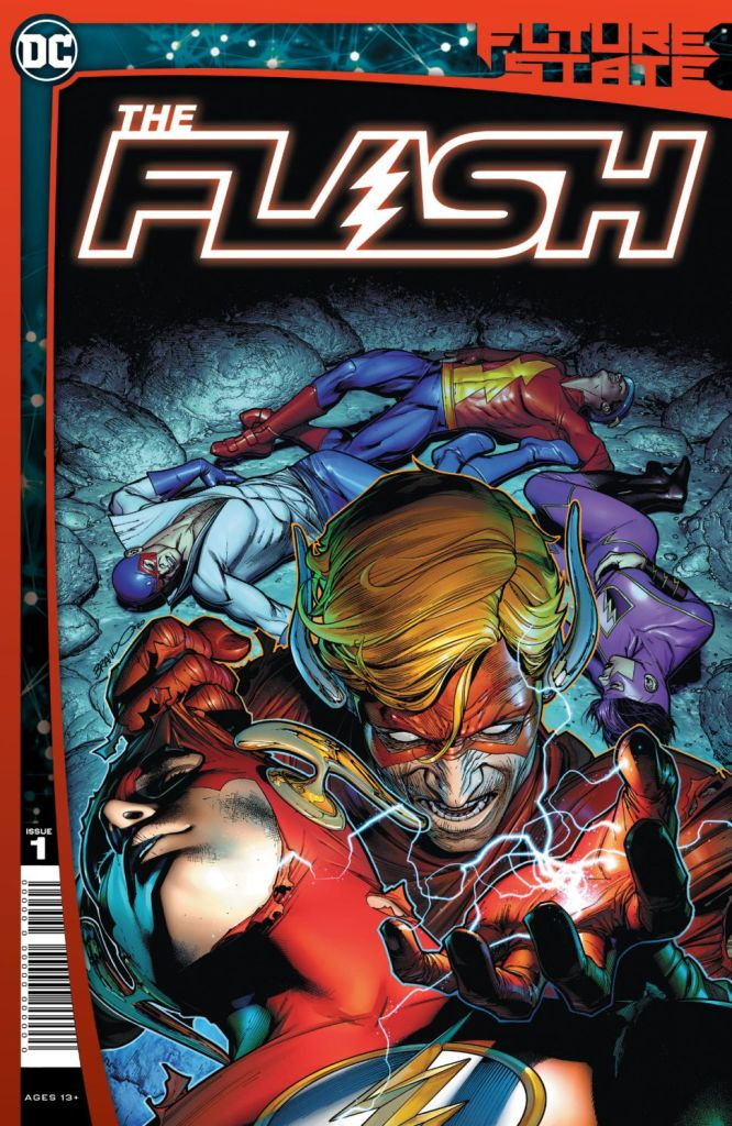 Future State: The Flash #1 (of 2) (Jan. 6, $3.99)