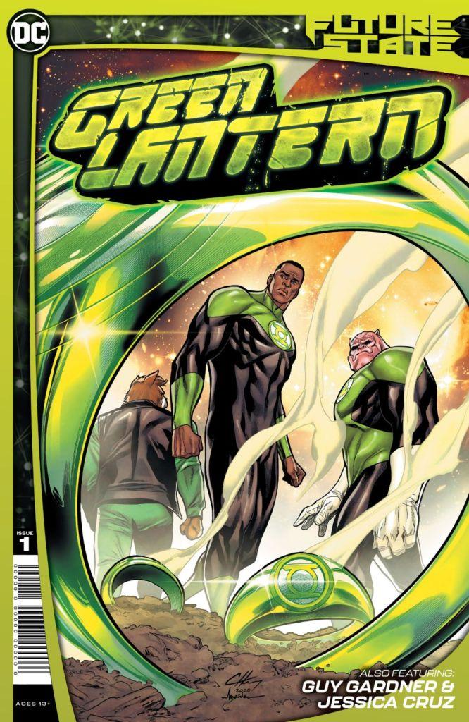 Future State: Green Lantern #1 (of 2) (Jan. 13, $5.99)
