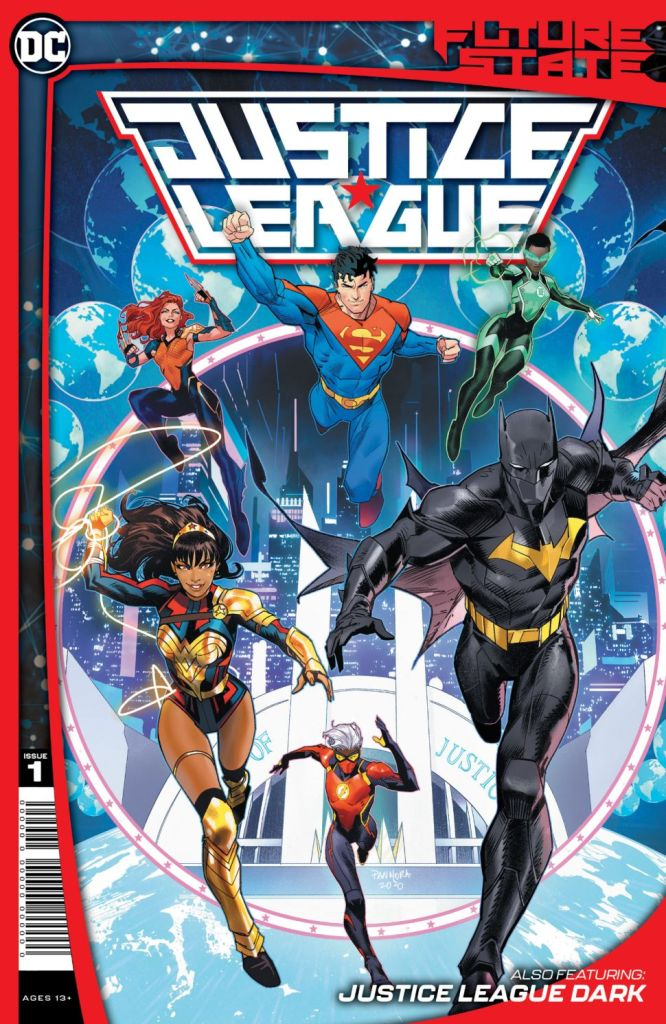 Future State: Justice League #1 (of 2) (Jan. 13, $5.99)