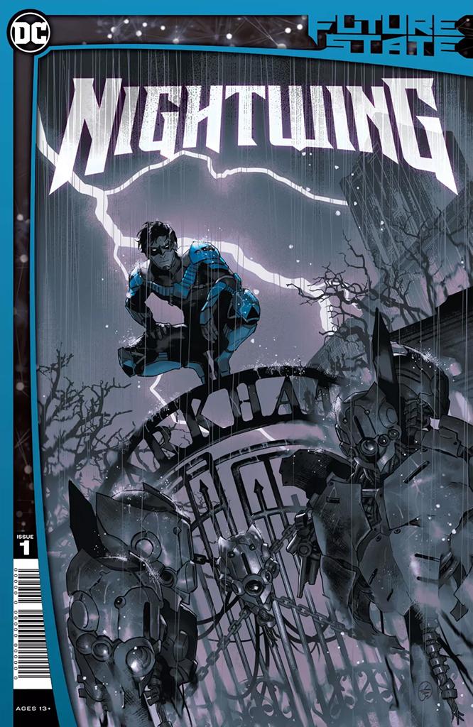 Future State: Nightwing #1 (of 2) (Jan. 20, $3.99)