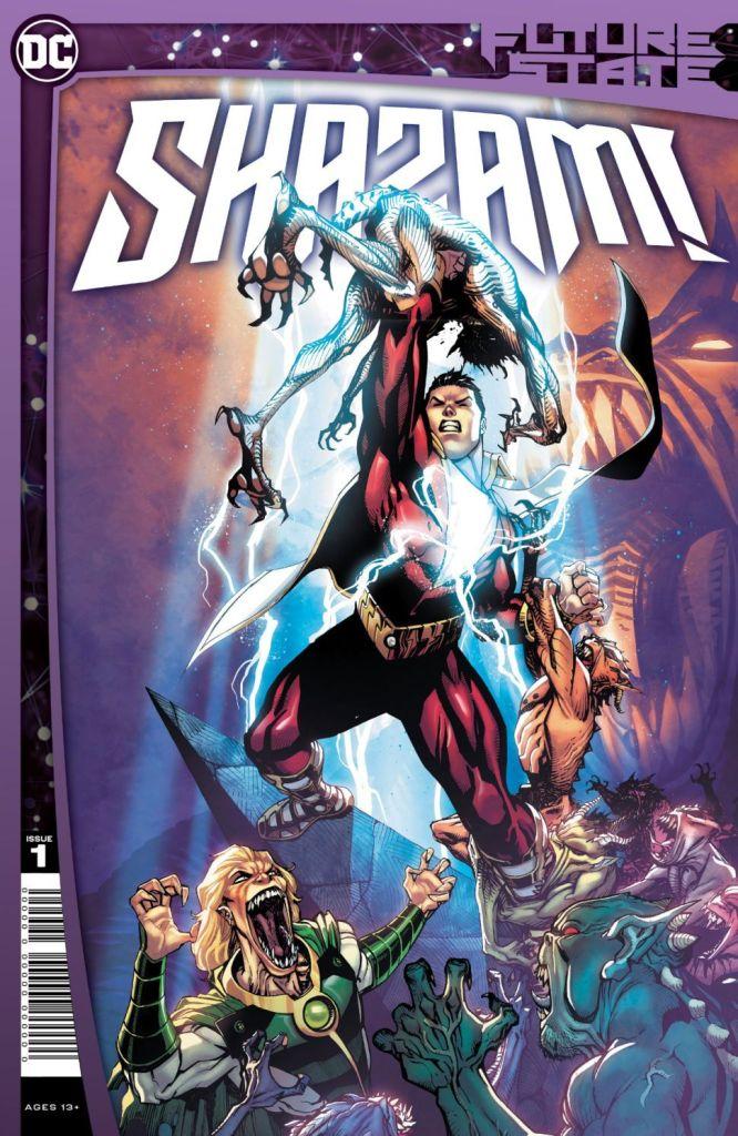 Future State: Shazam! #1 (of 2) (Jan. 20, $3.99)