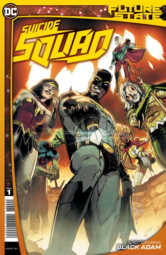 Future State: Suicide Squad #1 (of 2) (Jan. 27, $5.99)