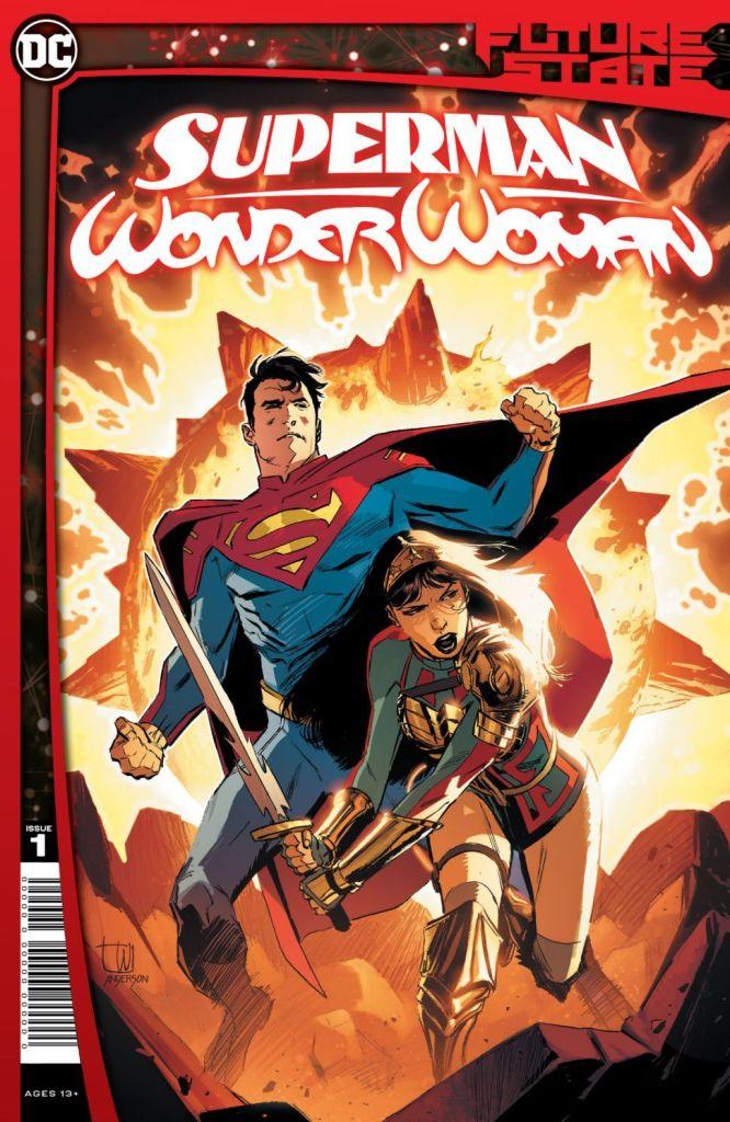 Future State: Superman/Wonder Woman #1 (of 2) (Jan. 13, $3.99)