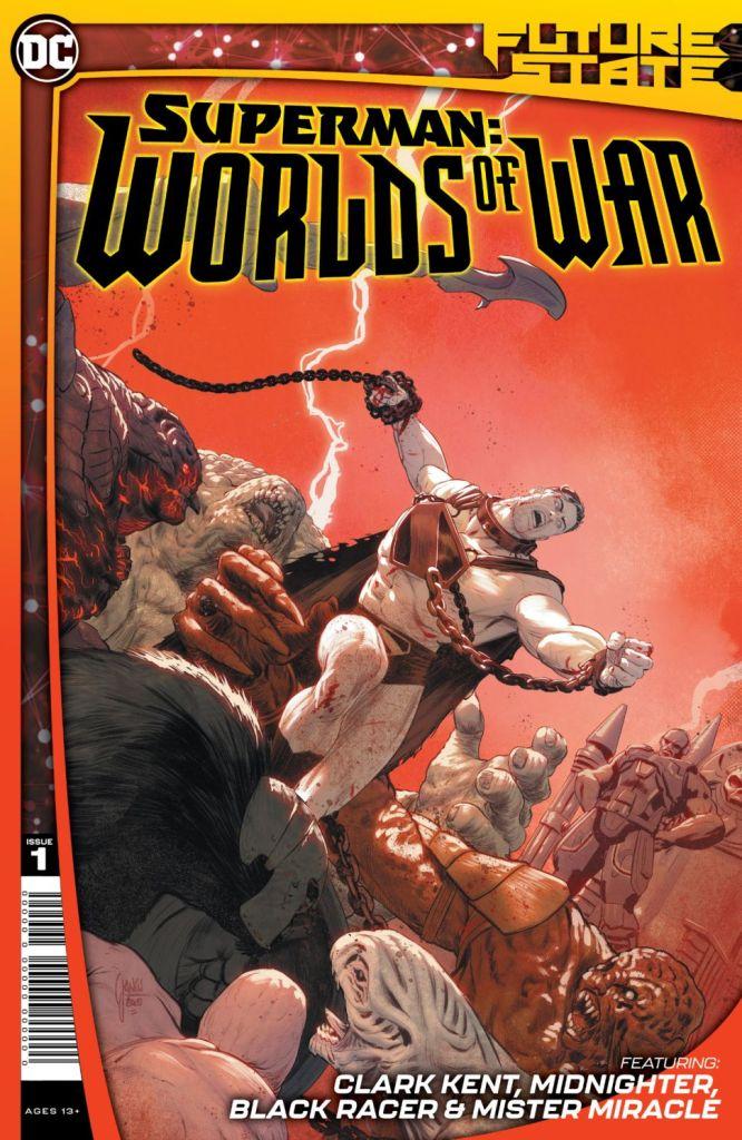 Future State: Superman: Worlds of War #1 (of 2) (Jan. 20, $7.99)