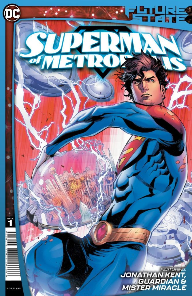 Future State: Superman of Metropolis #1 (of 2) (Jan. 6, $5.99)