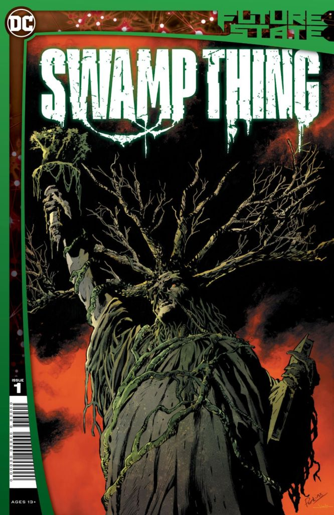 Future State: Swamp Thing #1 (of 2) (Jan. 6, $3.99)