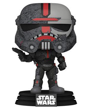 POP: Star Wars Bad Batch - Hunter ($10.99)