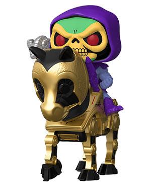 POP Rides: MOTU - Skeletor w/Night Stalker ($22.99)