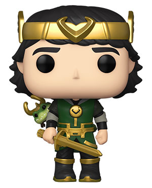 POP Marvel: Loki - Kid Loki ($10.99)