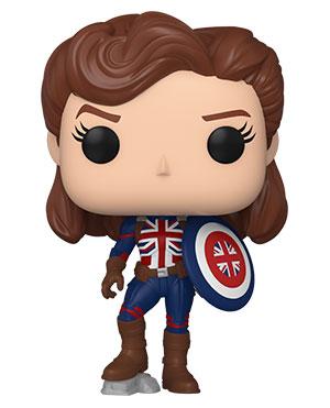 POP Marvel: What If - Captain Carter ($10.99)