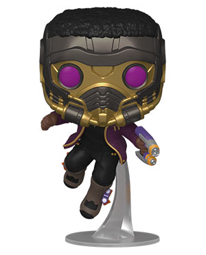 POP Marvel: What If - T'Challa Star-Lord ($10.99)