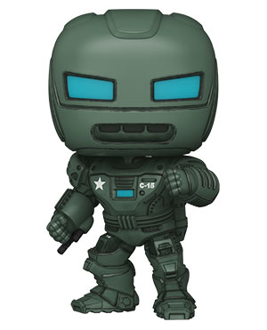 POP Marvel: What If - The Hydra Stomper (6 inch)