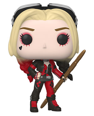 POP Movies: The Suicide Squad - Harley Quinn (Bodysuit) ($10.99)
