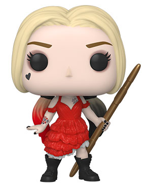 POP Movies: The Suicide Squad - Harley (Damaged Dress) ($10.99)