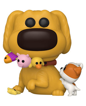 POP Disney: Dug Days - Dug with Toys ($10.99)
