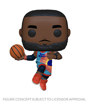 POP Movies: Space Jam - A New Legacy S2 - LeBron Leaping ($10.99)