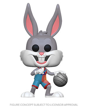 POP Movies: Space Jam - A New Legacy S2 - Bugs (Dribbling) ($10.99)