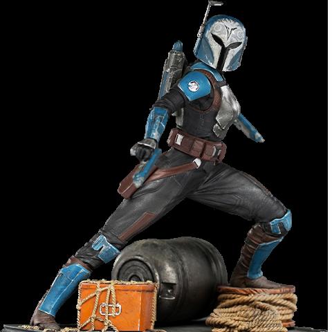 Pre-order Sideshow Statue by Iron Studios: Bo-Katan ($160.00)
