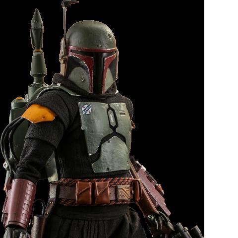 Pre-order Hot Toys: Boba Fett (Repaint Armor) ($245.00)