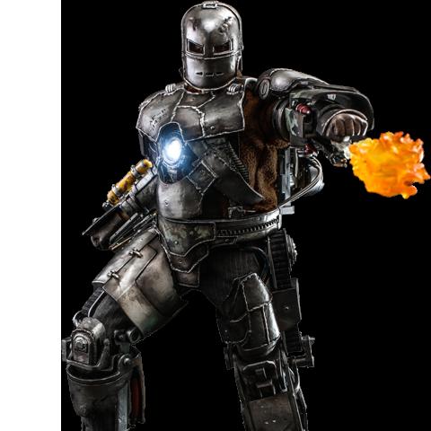 Pre-order Hot Toys: Iron Man Mark I ($455.00)