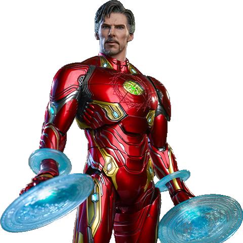 Pre-order Hot Toys: Iron Strange ($440.00)