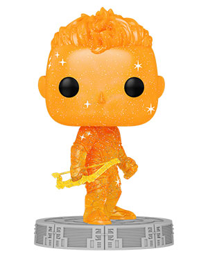 POP Artist Series: Infinity Saga - Hawkeye (Orange) ($19.99)