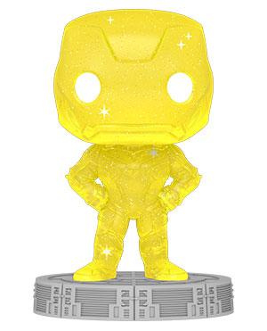 POP Artist Series: Infinity Saga - Iron Man (Yellow) ($19.99)