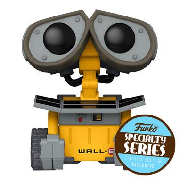 POP Disney: Wall-E - Charging Wall-E (Funko Specialty) ($13.99)