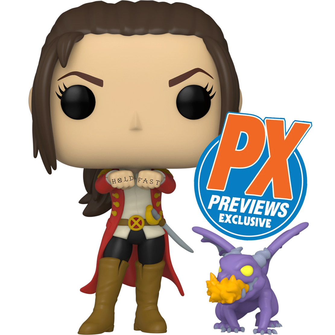 POP Marvel: Kate Pryde with Lockheed PX Exclusive
