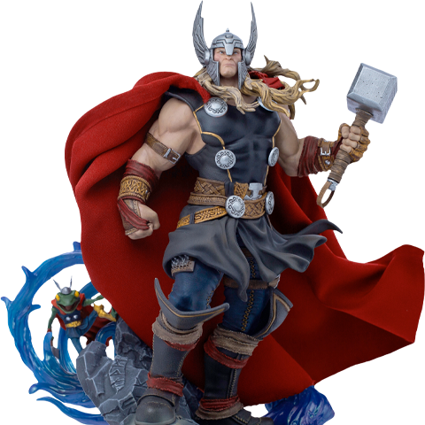 Pre-order Iron Studios: Thor Unleashed (Deluxe) ($210.00)