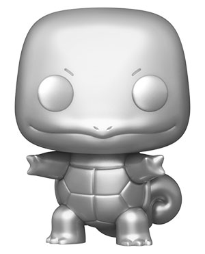 POP Games: Pokemon - Squirtle (Silver) ($10.99)