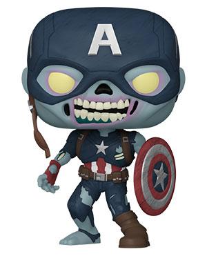 POP Marvel: What If - Zombie Captain America ($10.99)