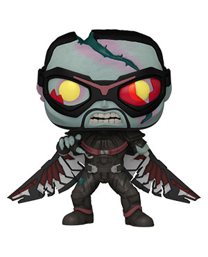 POP Marvel: What If - Zombie Falcon ($10.99)