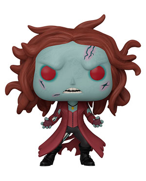 POP Marvel: What If - Zombie Scarlet Witch ($10.99)