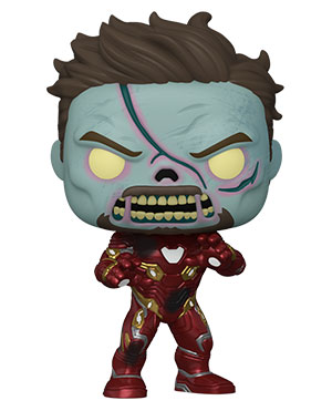POP Marvel: What If - Zombie Iron Man ($10.99)