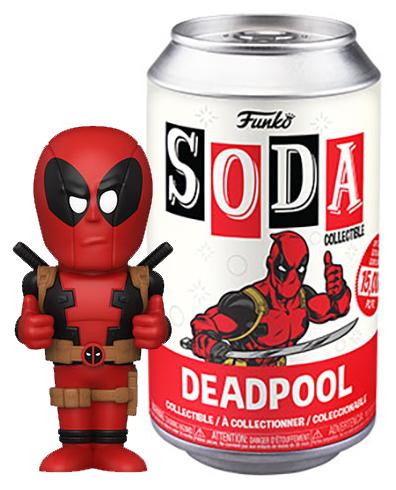 Vinyl SODA: Marvel - Deadpool