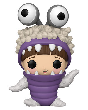POP Disney: Monsters Inc 20th - Boo w/Hood Up ($10.99)