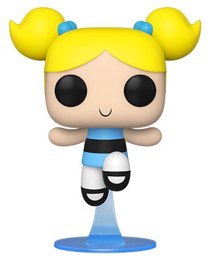 POP Animation: Powerpuff Girls - Bubbles