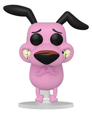 POP Animation: Courage - Courage The Cowardly Dog
