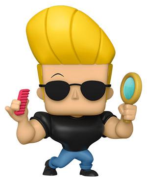 POP Animation: Johnny Bravo - Johnny w/Mirror & Comb