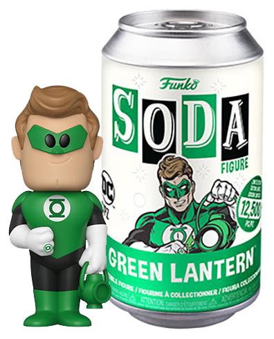 Vinyl SODA: DC - Green Lantern