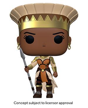 POP Marvel: What If - Queen General Ramonda